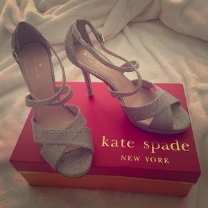 🔥💸 Kate Spade Strappy Heels